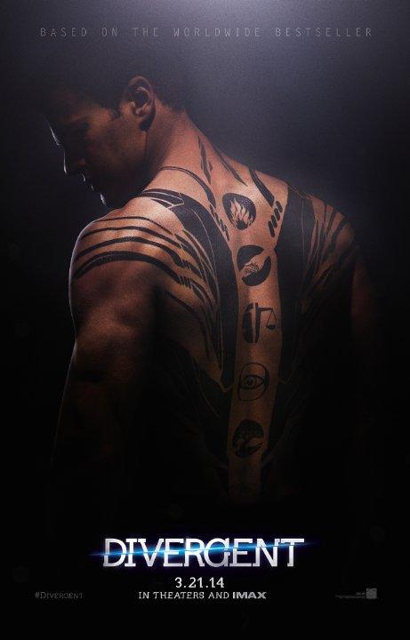 Divergent 2014 720p Hindi BRRip Dual Audio Full Movie